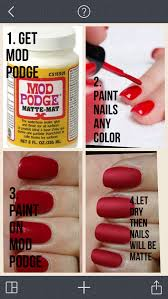 diy matte nail polish beauty pinterest matte nail polish