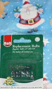 b u0026q spare christmas tree light lamp bulbs bql3 bql6 bql22 bql2