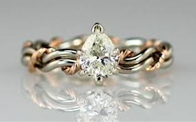 christian engagement rings christian cord of three wedding ring photo gallery