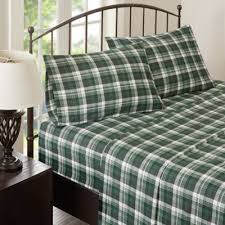 buy green plaid bedding sets from bed bath beyond