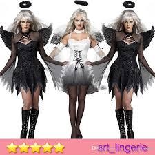 Halloween Costume Angel Wings Sales Cosplay Costumes Angel Wings Devil Halloween Costume