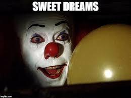 Clown Memes - the it clown yellow balloon blank template imgflip