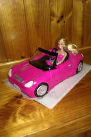 barbie toy cars barbie car cake cakecentral com
