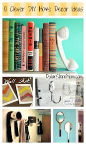 10 diy home decor ideas dollar store mom