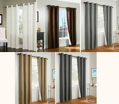 grommet drapes for sliding glass doors thermal grommet top curtains grommet top insulated panels