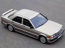 mercedes benz 190 e 2 3 16v specs 1984 1985 1986 1987 1988