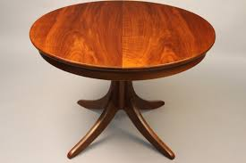 Doucette And Wolfe Furniture by Doucette And Wolfe Fine Furniture Makers Custom Pedestal Table