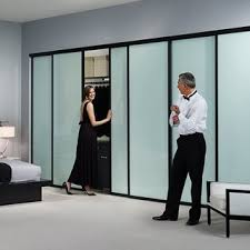 enjoyable sliding glass doors closet frosted glass sliding closet