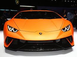 lamborghini sports car images geneva motor show 2017 highlights pictures business insider