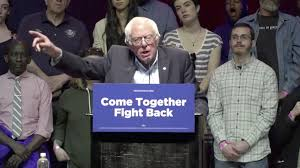 tom perez and bernie sanders u0027s maine rally in three minutes the