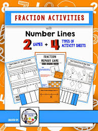 fractions math thinking critically with fractions and number lines mr