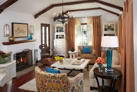 Make A Lovely Look With Spanish Style Living Room Doherty Living - Spanish living room design
