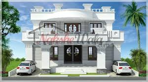 Double Bedroom Independent House Plans Front Elevation Plan Small Independent House House Plans