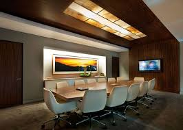 Conference Rooms Minimalist Concept Office Meeting Room Interior - Office room interior design ideas