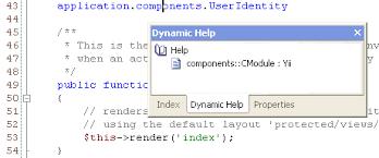 yii layout and sublayout codelobster yii plug in for free portable php ide with support
