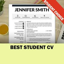Best Student Resume Format by 24 Best Student Sample Resume Templates Wisestep