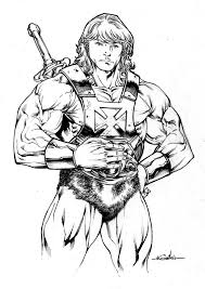 he man by spiderguile on deviantart