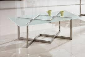 coaster company satin nickel coffee table coffee table coaster end table brushed nickel at homelement com