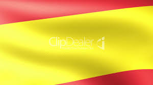 Spain Flags Spain Flag Waving Royalty Free Video And Stock Footage