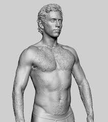 Female Body Reference For 3d Modelling 3d Body Scans Soon To Be Released Infinite Realities