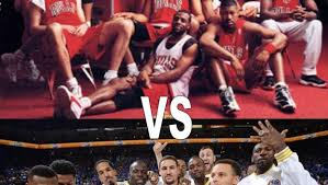 Chicago Bulls Memes - 1995 96 chicago bulls vs 2015 16 golden state warriors boydz n the