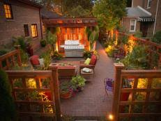 Outdoor Home Lighting How To Choose Landscape Lighting Hgtv