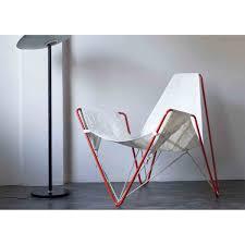 Toiles Contemporaines Design Fauteuil Ou Chaise Design En Fonte Et Voile De Bateau Trimmer Dvelas
