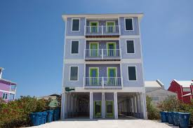 Gulf Shores Al Beach House Rentals by Sea Monster East U0026 West On Gulf Shores