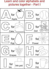 alphabet coloring pages free printable abc coloring pages
