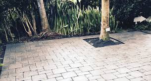How Much Does A Paver Patio Cost by 3 Smart Reasons To Choose Pavers Over Concrete When Hardscaping