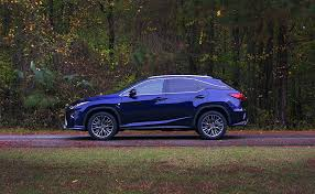 lexus suv review 2016 lexus rx350 review reinvented for a breed of buyer