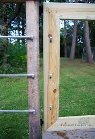 deck gates a simple wood working project how to hometalk