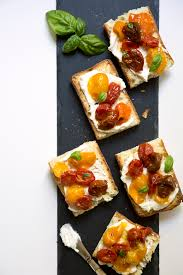 canape toast 5 toasts appetizers the best part of any meal feta