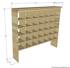 Storage Cubbie Bench Storage Cubby Plans U2013 Techpotter Me