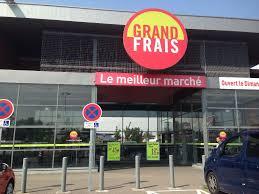 grand frais siege social grand frais 148 rte heyrieux 69780 mions supermarchés