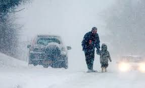 Worst Blizzard In History by Britain Facing Worst Blizzard In 100 Years Political News And