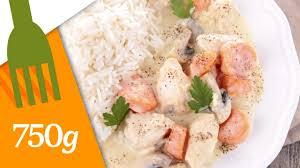 750grammes recettes de cuisine recette de la blanquette de veau 750 grammes