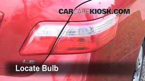 2011 toyota corolla brake light bulb brake light change 2007 2011 toyota camry 2008 toyota camry le 2 4