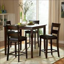 Round Pub Table Set Kitchen Round Counter Height Table With Storage Counter Height