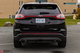 nissan murano vs ford edge 2015 ford edge titanium review u2013 manufacturer of doubt