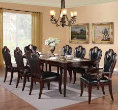 extraordinary 9 piece dining set tables chairs 9 piece dining large size of tables chairs contemporary 9 piece dining set cherry wood rectangle dining