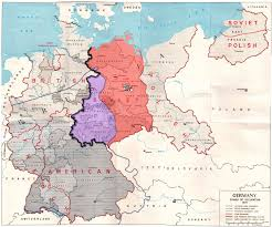 Unification Of Germany Map by Nato Declassified German Reunification 01 Jan 1990