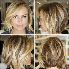 how to style chin length layered hair hairstyles for medium length layered hair with side bangs best