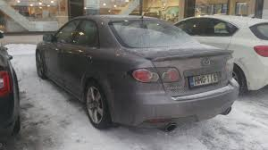 mazda 6 mps spotted a mazda 6 mps awd with 260hp that u0027s a sleeper for you
