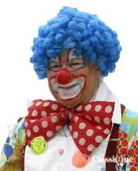 bobo the clown hire book for events classique