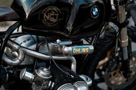 custom black bmw black stallion u201d bmw r100 rt by ntc