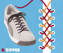shoelace pattern for vans 15 cool ways to tie shoelaces