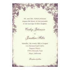 vineyard wedding invitations wine country wedding invitations announcements zazzle