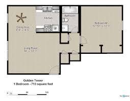 princeton university floor plans floor plans of golden tower apartments in evansville in