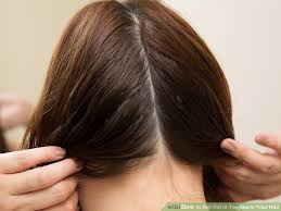 hairstyles for bed wiki how how to get rid of tangles in your hair with pictures wikihow